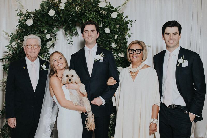 Harlee McCourt Family 2020